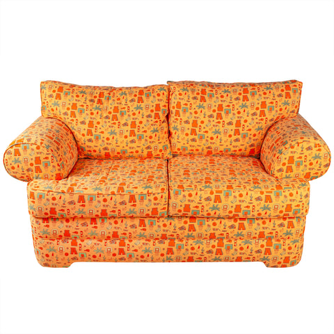 Slam Dunk Paradise Two Seater Sofa