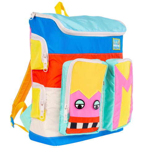 Kate Moross Collab Mega Backpack