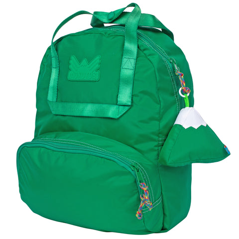 Kelly Green Atlas Backpack