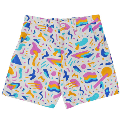 Keyboard Jam Poppy Shorts