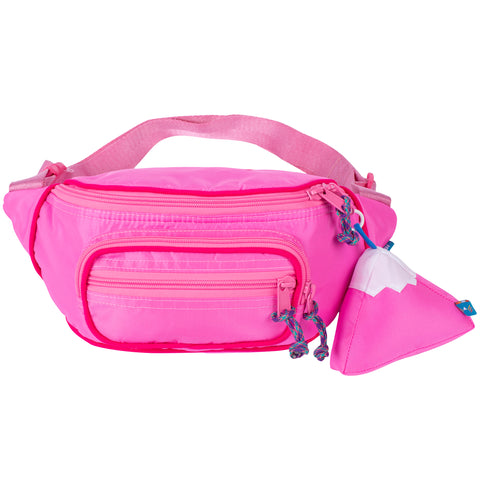 Light Pink Fanny Pack Sling