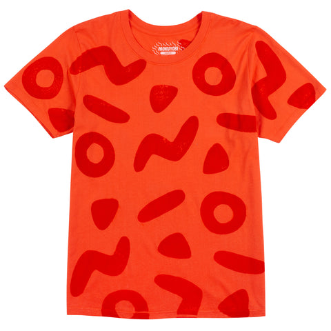 Mandarin Shapes Tee