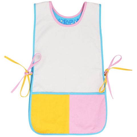 Milk Soap Apron Vest