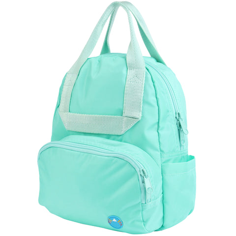 Mint Mini Atlas Backpack