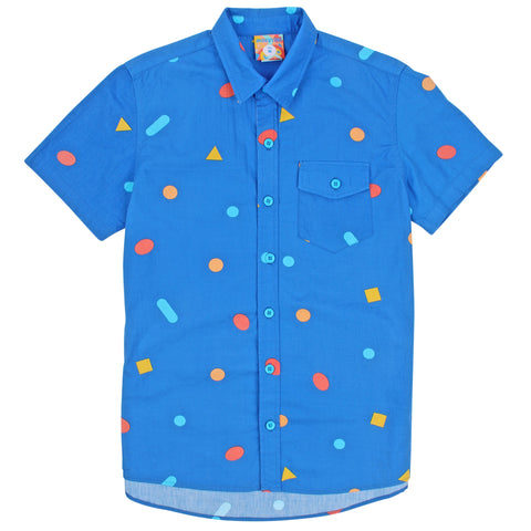 Mokuyobi Classic Button Up Shirt