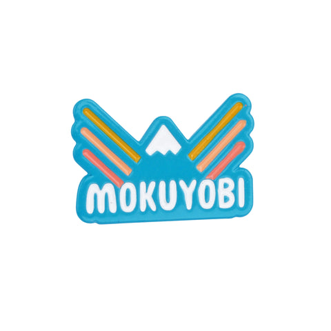 Mokuyobi Mountain Pin