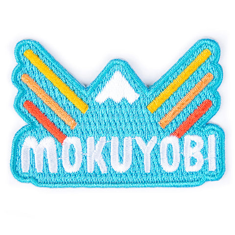 Mokuyobi Mountain Velcro