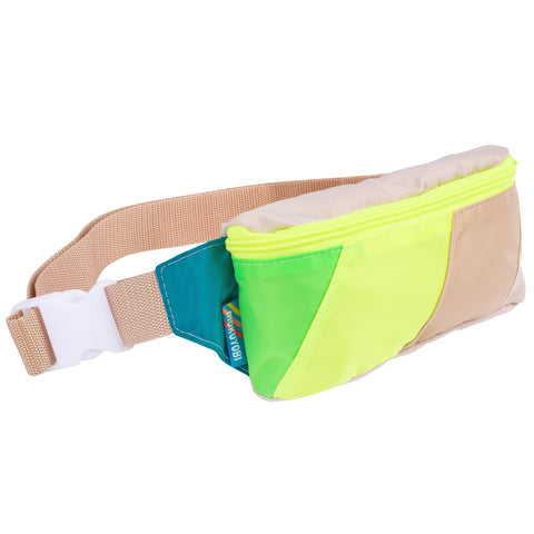 Neon Beach Fanny Pack