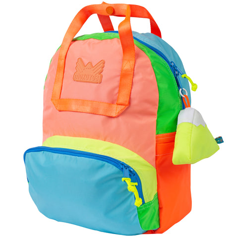 Neon Pop Atlas Backpack