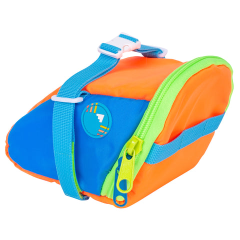 Neon Speed Bike Seat Bag