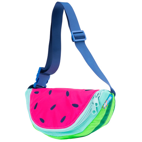 Neon Watermelon Fanny Pack