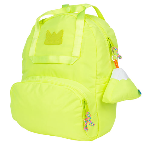 Neon Yellow Atlas Backpack