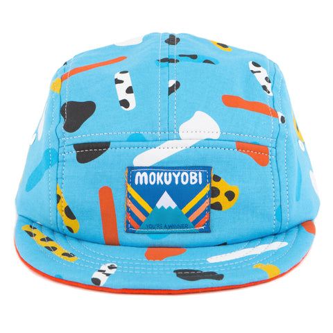 Pop Play 5 Panel Hat