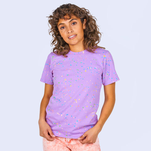 Paint Pebble Tee