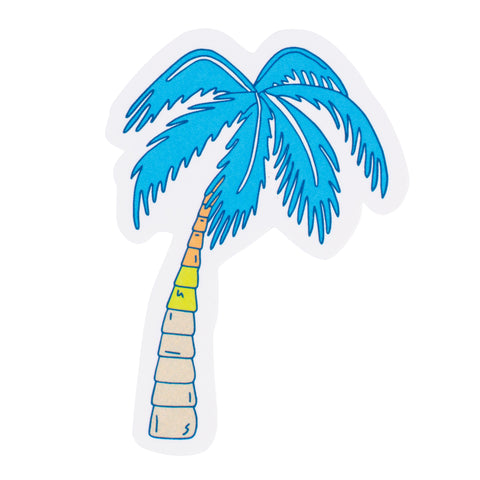 Breezy Palm Sticker