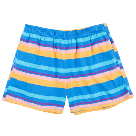 Pinwheel Stripe Shorts