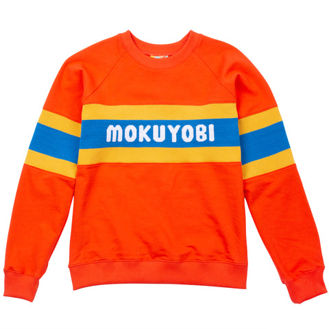 Primary Knit Band Sweatshirt