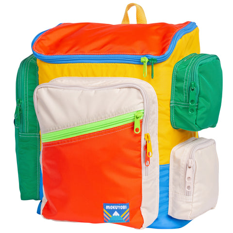 Rainbow Classic Traveler Mega Backpack