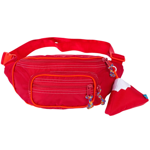 Red Fanny Pack Sling