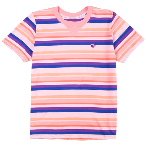 Sand Box Stripe Tee