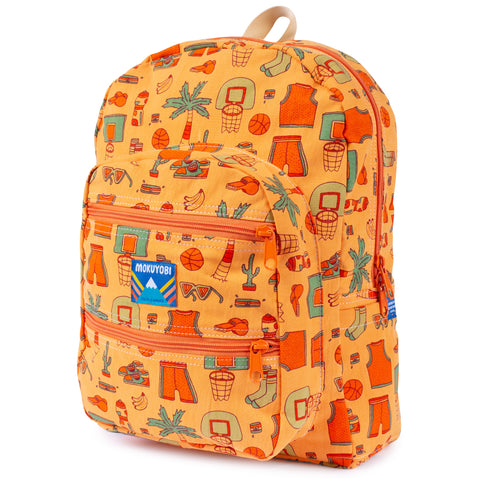 Slam Dunk Paradise Big Pocket Backpack