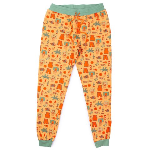 Slam Dunk Paradise Sweatpants