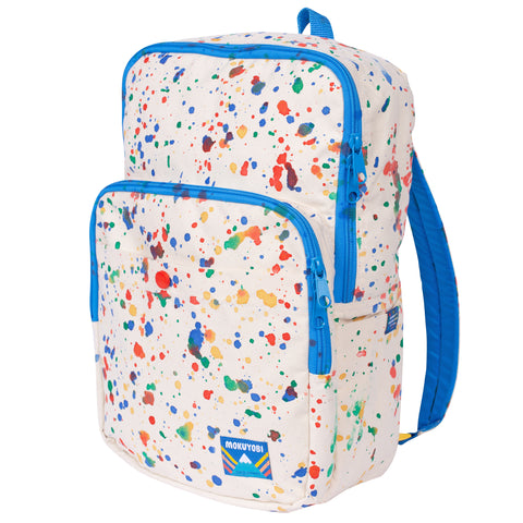 Speckle Paint Monterey Backpack