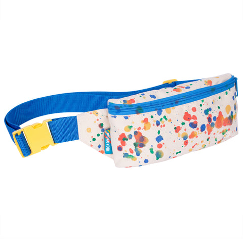 Speckle Paint Fanny Pack