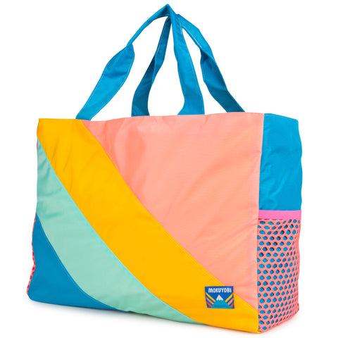 Spectrum Beach Tote