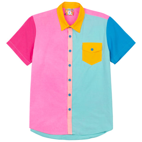 Spectrum Button Up Shirt