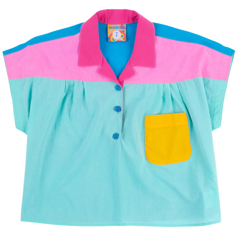 Spectrum Perfect Blouse