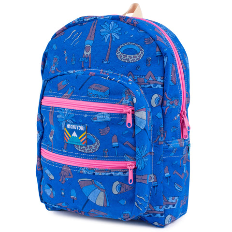 Splash Town Big Pocket Backpack