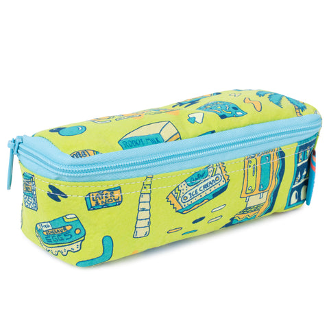 Time Travel Mart 3D Zip Pouch