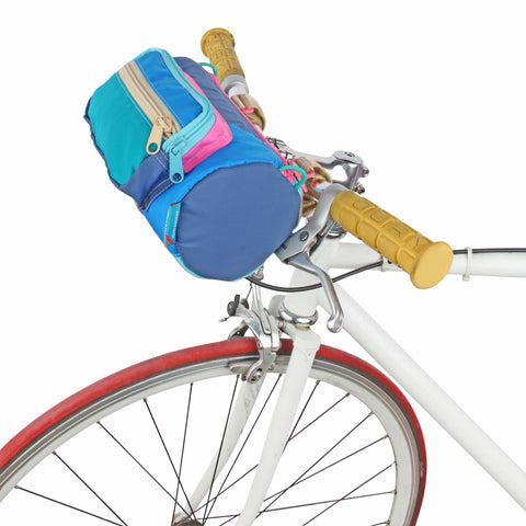 Track Star Bike Barrel Bag