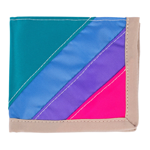 Tropical Shade Bi-Fold Wallet