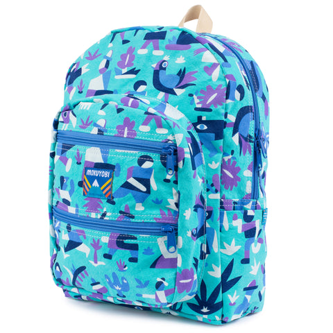 Wack Forest Big Pocket Backpack
