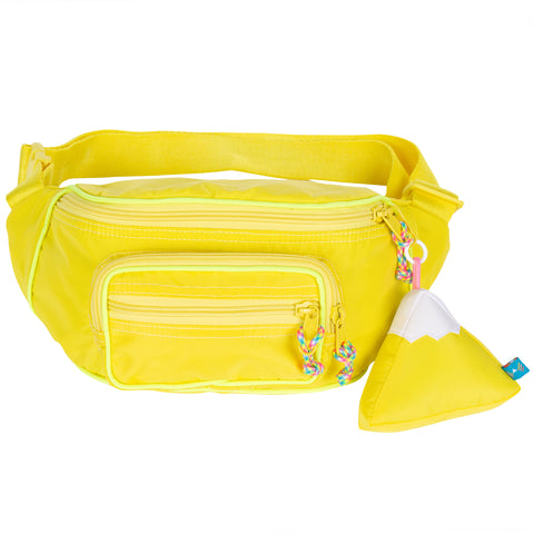 Yellow Fanny Pack Sling