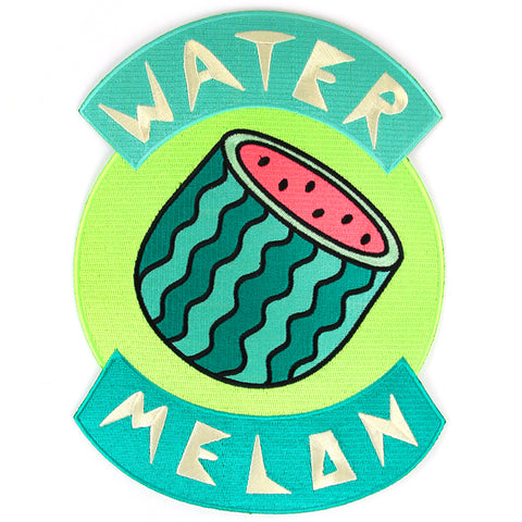 Watermelon Back Patch