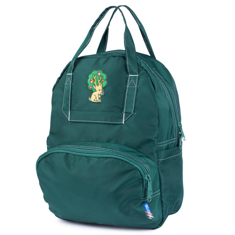 Forest Green Atlas Backpack