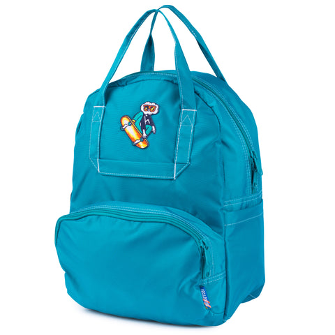 Teal Atlas Backpack