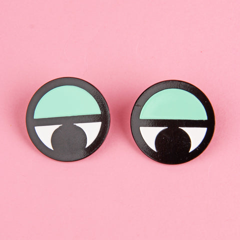 Kate Moross Eyeball Pin Set