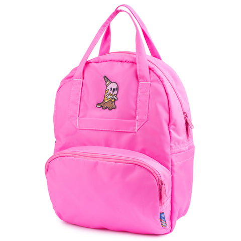 Light Pink Atlas Backpack