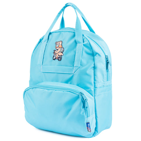 Light Blue Atlas Backpack
