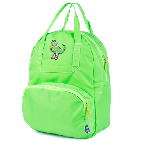 Neon Green Atlas Backpack