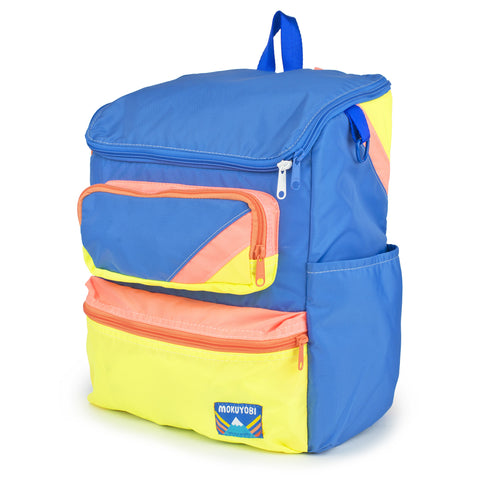 Bright Blue Reggie Backpack
