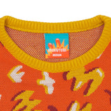 Cheese Doodle Knit