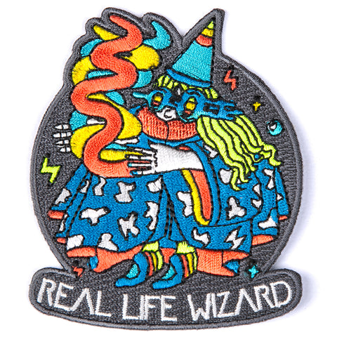 Real Life Wizard Velcro