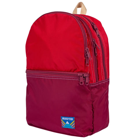 Red/Burgundy Nilson Backpack