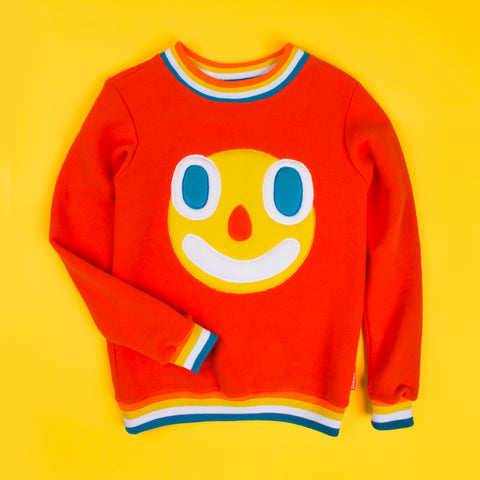 Red Noodles Crew Sweatshirt