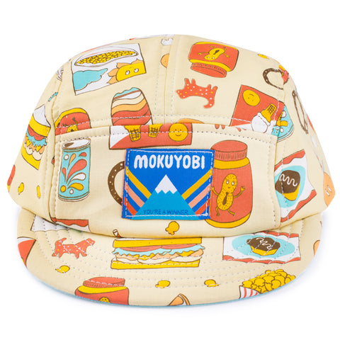 Vintage Treat 5 Panel Hat